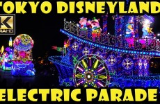 [4K] Tokyo Disneyland Electric Parade Dreamlights – Full Parade