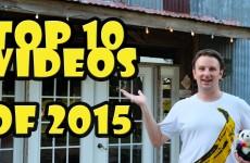 Top 10 videos of 2015l