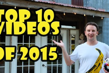 Top 10 videos of 2015l