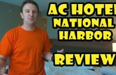 AC Hotel National Harbor Hotel Review