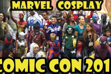 Best of Marvel Cosplay at Comic-Con 2015
