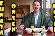 Best Onsen in Matsuyama Japan – Funaya