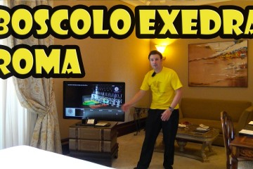 Boscolo Exedra Roma DETAILED Hotel Review