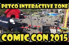 Comic Con Petco Interactive Zone 2015