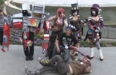 Cosplay Groups at Wondercon 2014