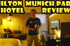 Hilton Munich Park Hotel Review