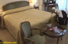 Hotel de Crillon Review in Paris France