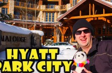 Hyatt Escala Lodge in Park City Utah