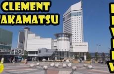 JR Hotel Clement Takamatsu Review