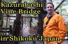 Kazurabashi Vine Bridge Travel Guide