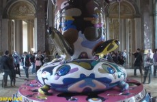 Murakami Versaille – Japanese Pop Art in a French Palace