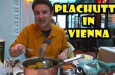Plachutta Restaurant in Vienna Austria