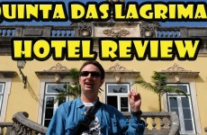 Quintas Das Lagrimas Hotel Review