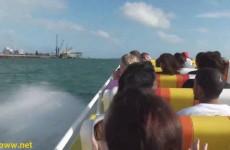 Thriller Speed Boat Miami — 50MPH!