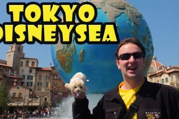 Tokyo DisneySea Travel Guide