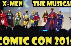 X-Men The Musical – San Diego Comic-Con Masquerade