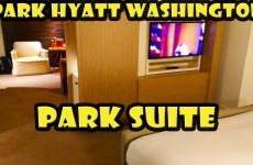 Park Hyatt Washington DC Park Suite