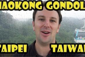 Riding the MaoKong Gondola