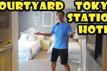 Courtyard Tokyo Station Hotel Review