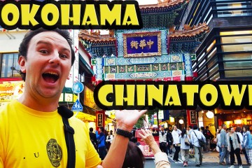 Yokohama Chinatown Travel Guide