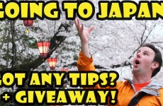 Going to Nagano and Kanazawa!  Requesting Advice!  And Giveaway!