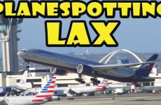 Best Planespotting Location at LAX Airport