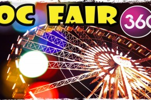 360 OC Fair Carnival Midway Walkthrough