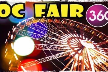 360 OC Fair Carnival Midway Walkthrough