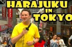 Harajuku in Tokyo Japan Travel Guide Trailer