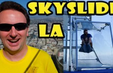 LA SkySlide and OUE Skyspace Observation Deck Travel Guide
