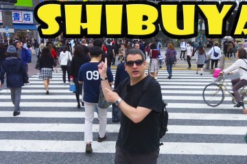 Shibuya Travel Guide ft. TVShinjuku