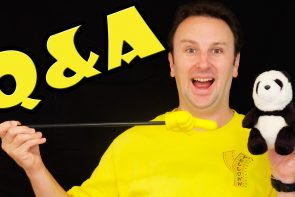 Q&A from Yellow Productions with Chris Raney