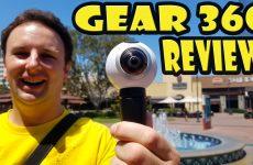 Samsung Gear 360 Camera DETAILED Review