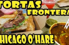 Tortas Frontera at Chicago O'Hare Airport
