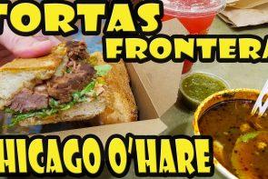 Tortas Frontera at Chicago O'Hare Airport