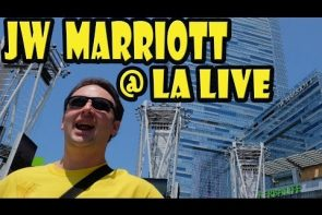 JW Marriott Los Angeles at LA Live DETAILED Review