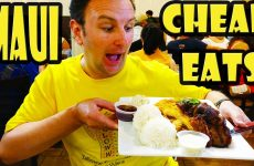 Best Cheap Eats in Maui