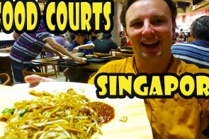 Top 6 Best Food Courts in Singapore