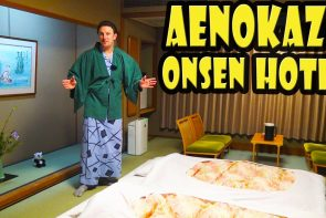 Aenokaze Hotel DETAILED Review in Wakura Onsen Japan